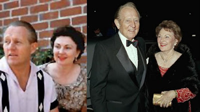 Art Linkletter and Lois Foester