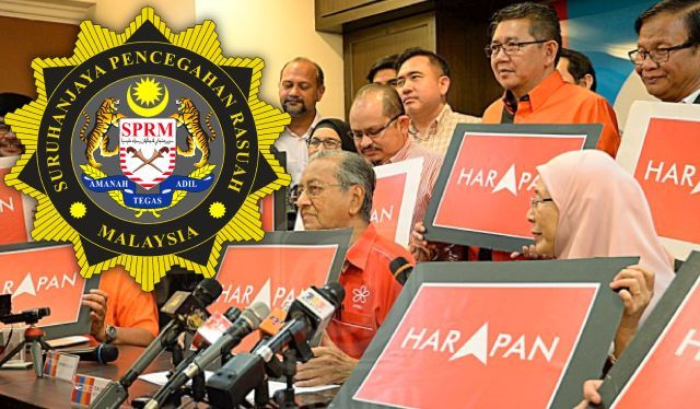 PAKATAN MANIFESTO 2 CURB CORRUPTION FIRST 100 DAYS AGENDA ! RULES PUTRAJAYA BY HIS GRACE !!