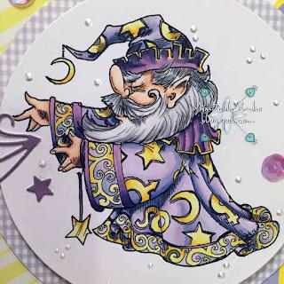 Rick St Dennis Lil Wizard