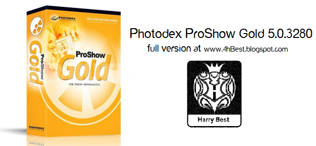 Photodex proshow gold full version. ProShow Gold allows you to create simp