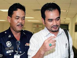 Ketua Umno Bahagian Pandan, Abd. Ghani Ismail didapati bersalah atas 10 pertuduhan rasuah melibatkan sejumlah RM193,512