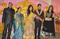 Celebraties at Actor Bharat n Jessy Wedding Reception Photos+%2528108%2529 Actor Bharath n Jessy Wedding Photos