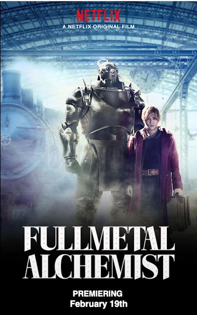 Fullmetal Alchemist (2018) ταινιες online seires xrysoi greek subs