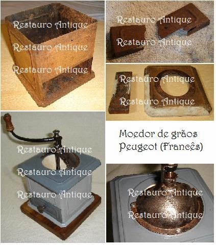 Restaurações Antique