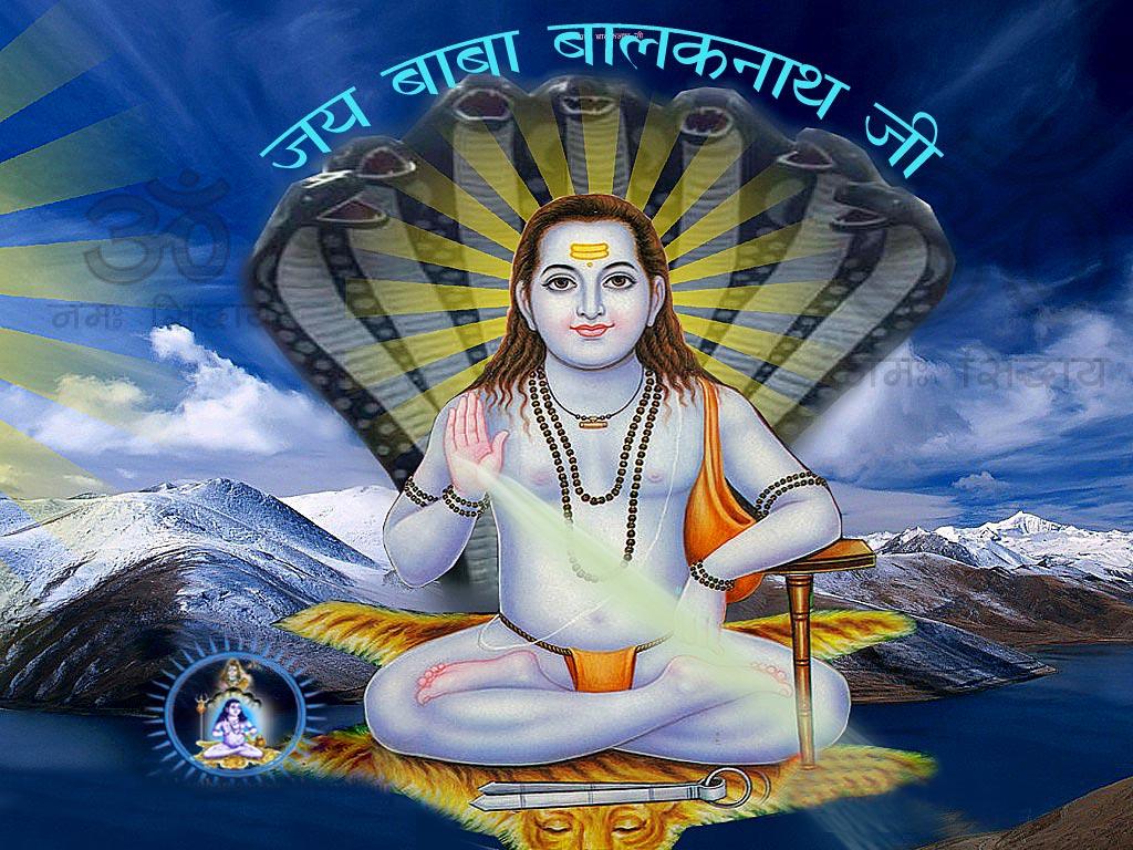 baba balak nath hindu god wallpapers free download
