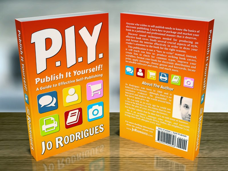 P.I.Y. - Publish It Yourself! - 3D