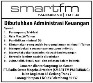 SMART FM Palembang