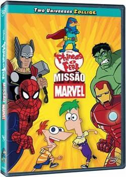 Download Filme Phineas e Ferb Missão Marvel Torrent RMVB Dublado + AVI Dual Áudio DVDRip Grátis