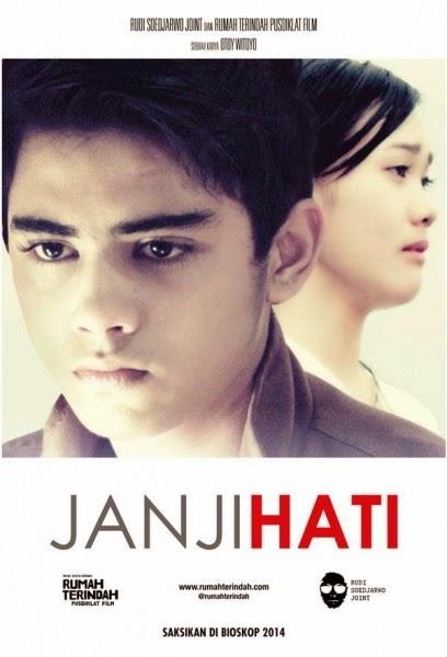 Trailer Janji Hati Bioskop 2015