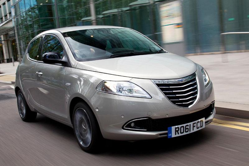 Highlight Automotive 2012 Chrysler Ypsilon