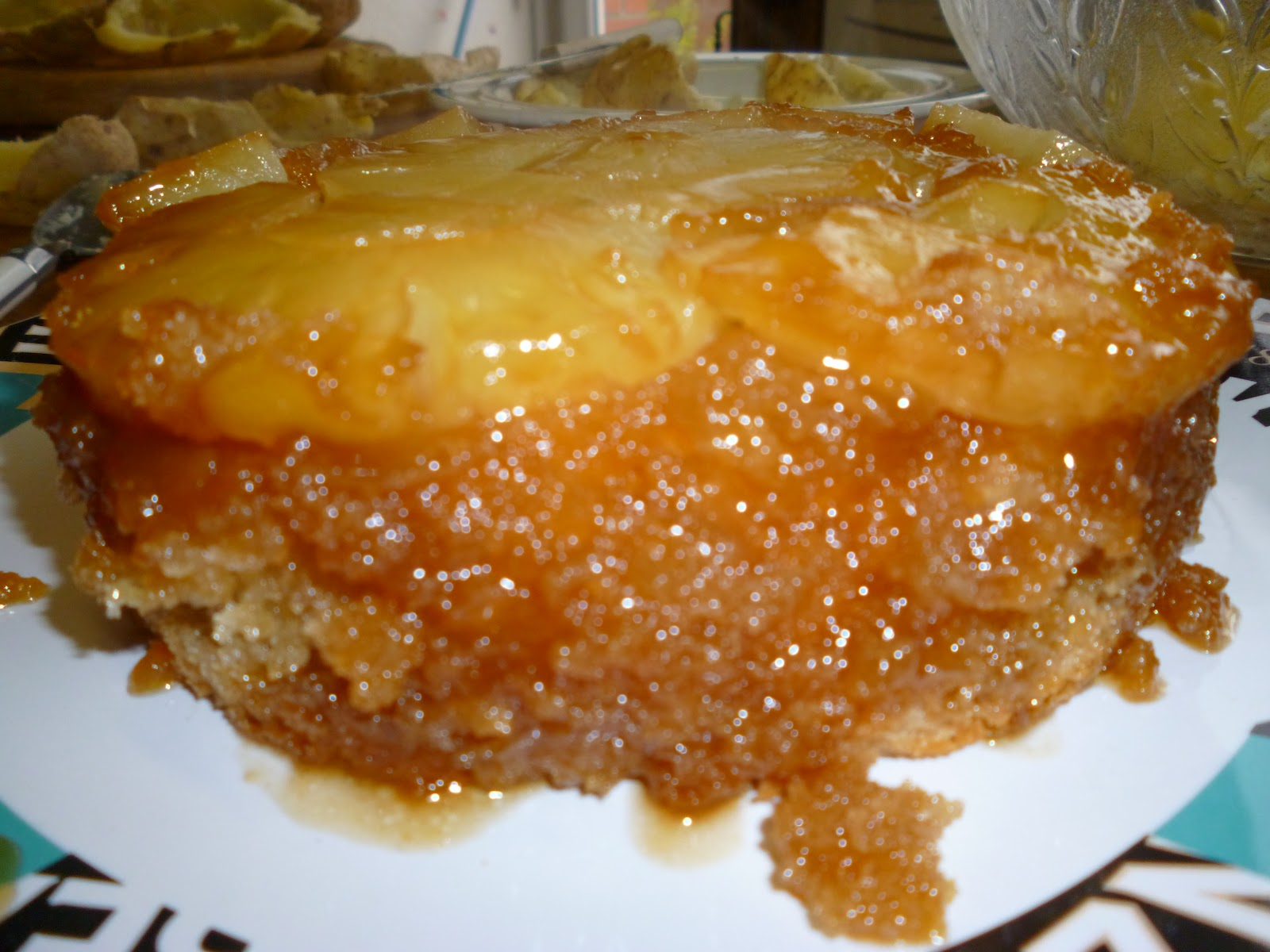 Old Fashioned Pineapple Upside-Down Cake Recipe 52