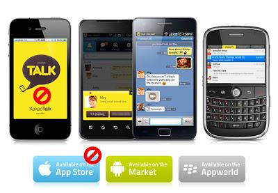 Download KakaoTalk Apk Android, Aplikasi Sms & telpon Gratis