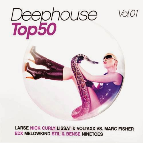 Deephouse Top 50 - Vol.1