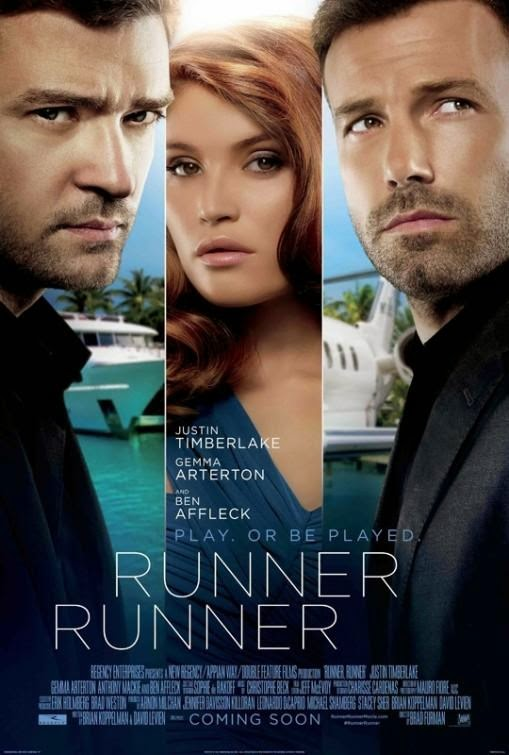 Runner Runner by Brad Furman