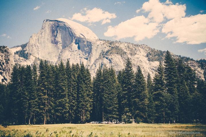 """""""Half-Dome-at-Yosemite-National-Park"""""""
