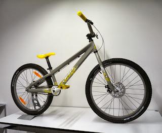 Inilah Jenis-jenis sepeda gunung....!!!