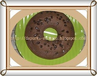 Resep Chocolate Cake, Cake Coklat, Chocolate Chip Cake