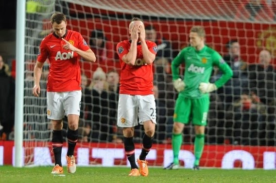 Poor Manchester United Out of FA Cup