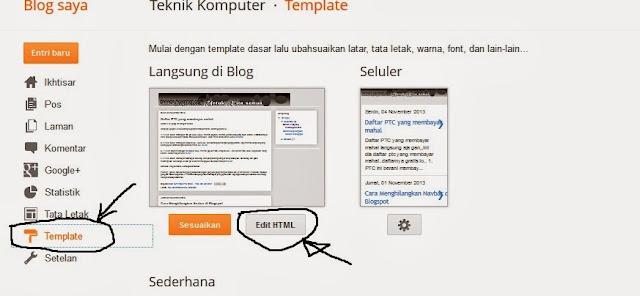 menghilangkan nama blog di mesin pencari