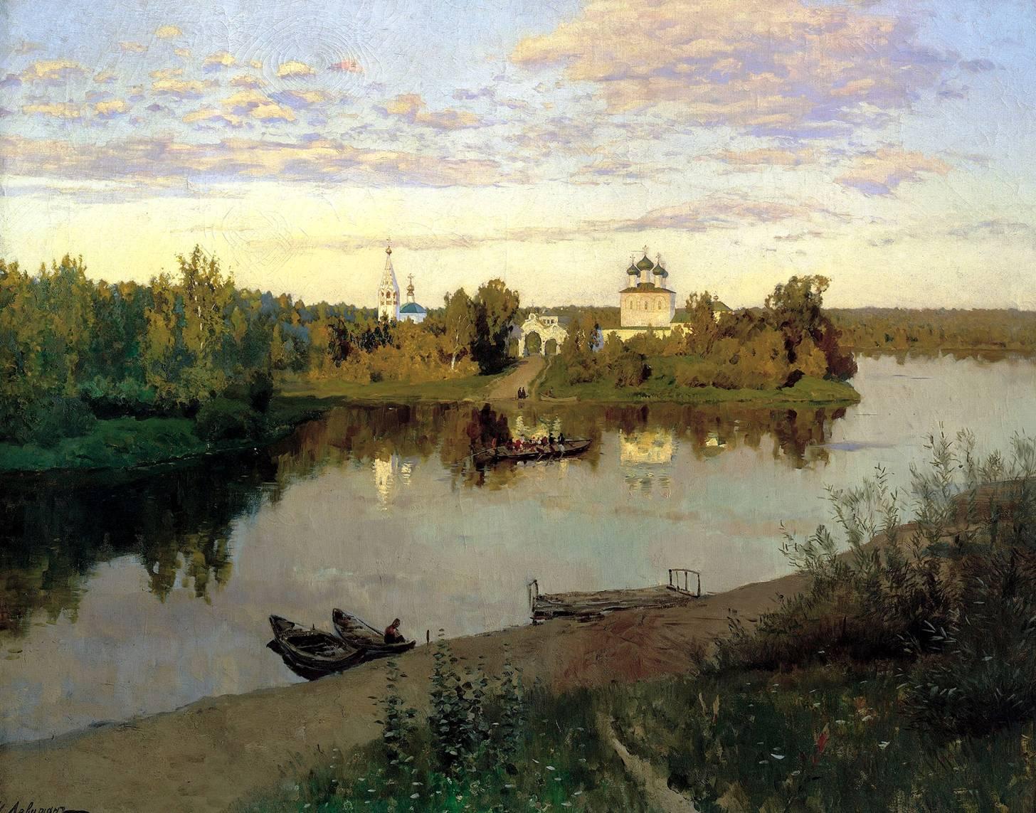 В архетипический образ россии