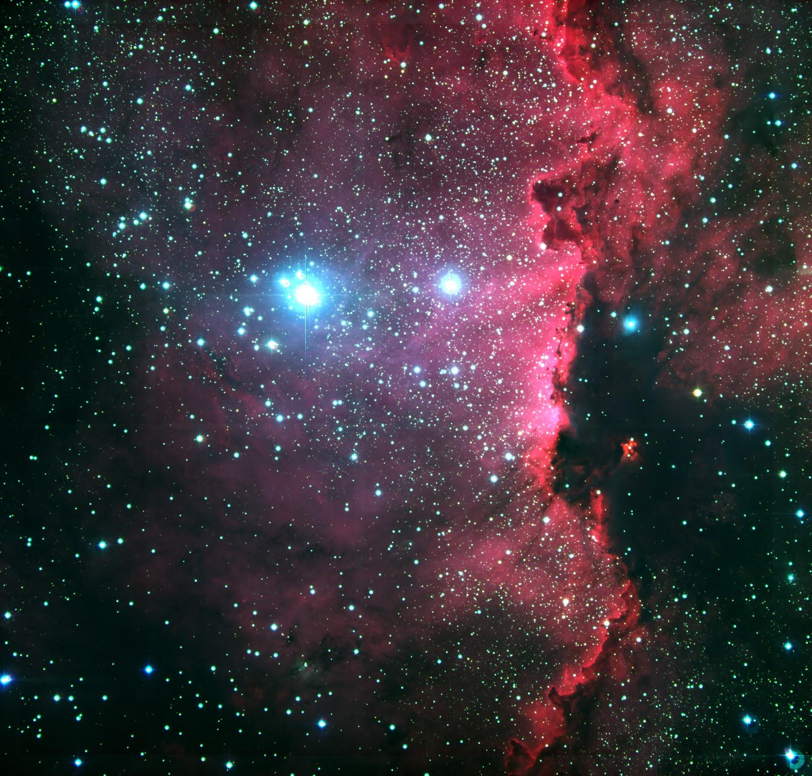 Star-forming Region RCW 108