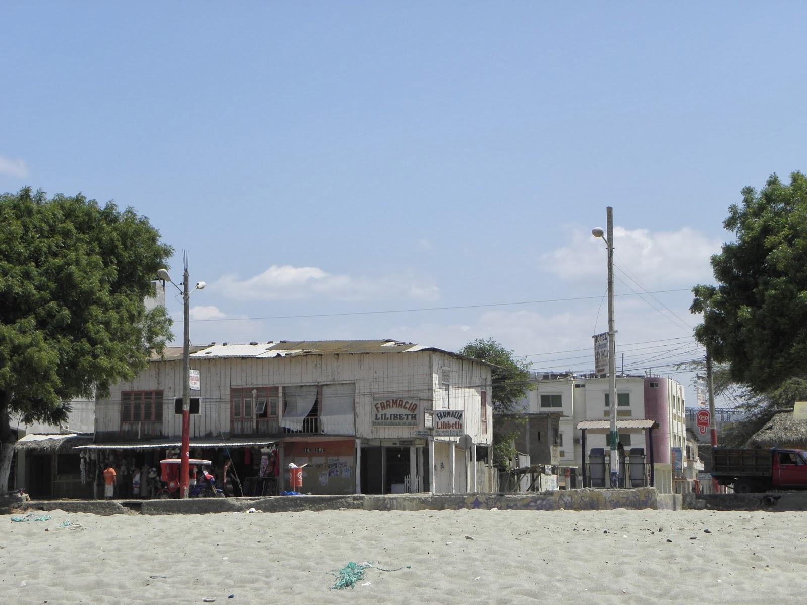 Puerto Lopez, Manabí