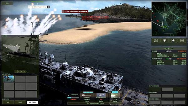 Wargame Red Dragon - Full ISO OhgameGratis ScreenShot1