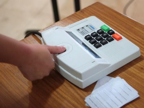 TRE instala dois novos pontos para realização de recadastramento biométrico em Campina
