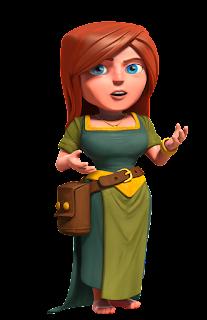 Lady Villager