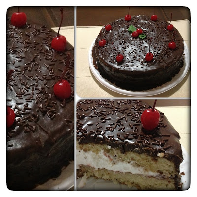 cupcake adiccion, chocolate, gansito, merengue, mermelada de fresa