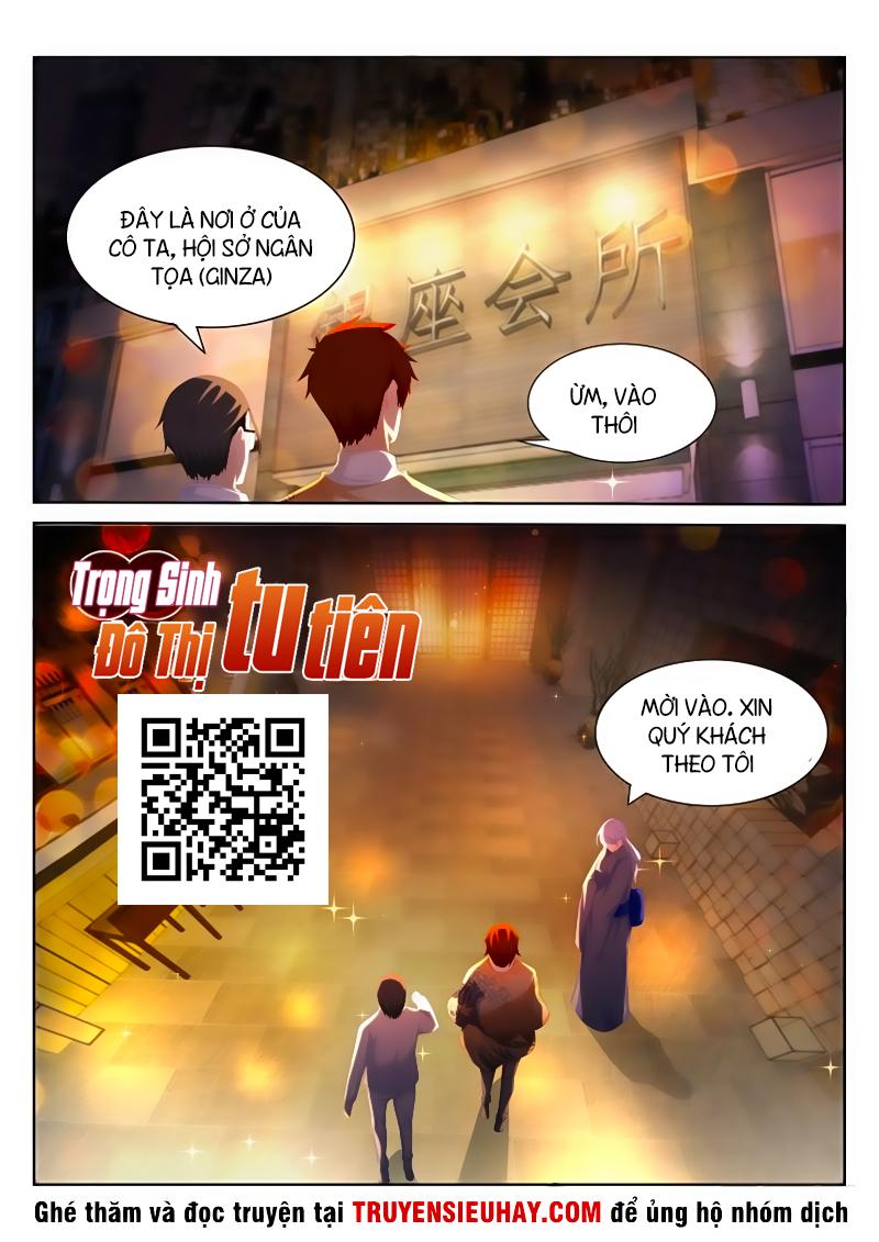 Trọng Sinh Đô Thị Tu Tiên chap 195 - Trang 5