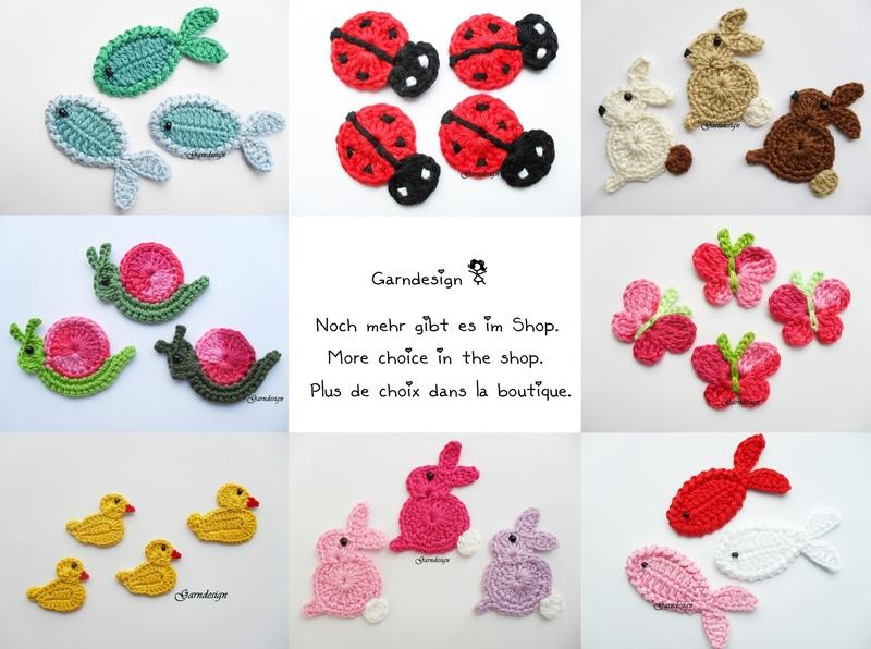 ideias para meu jardim : ideias para meu jardim:estas idéias em crochê para aplicação ou lembrancinhas de