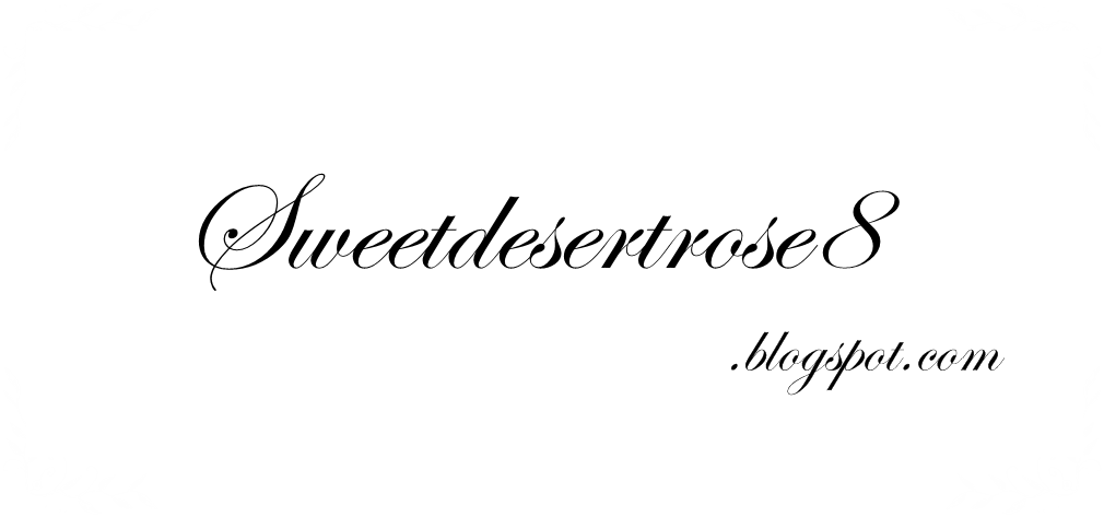 sweetdesertrose8