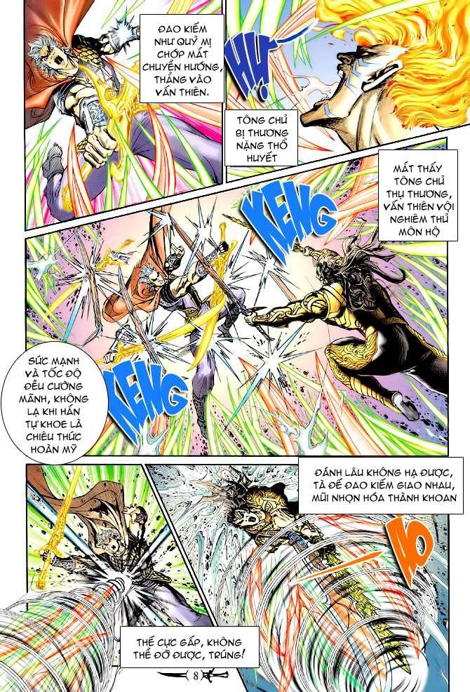 Thần Binh Huyền Kỳ I chap 146 - Trang 8