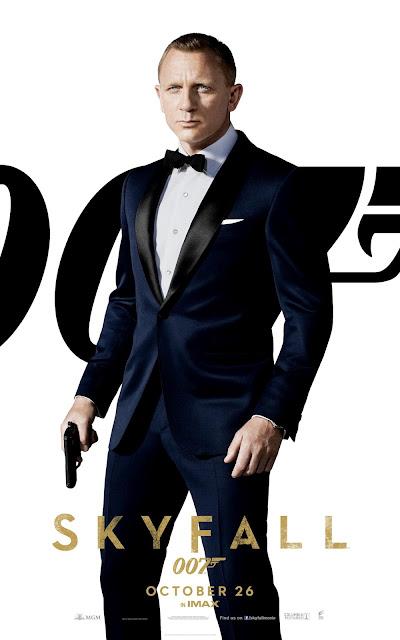 skyfall, 007, james bond, daniel craig