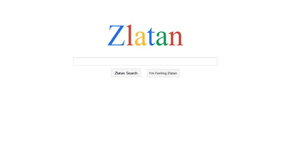 zlaaatan search engine for zlatan ibrahimovic