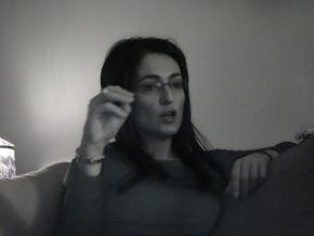 Η πρώην συν-εκπρόσωπος τύπου των Οικολόγων Πράσινων , Ελεάννα Ιωαννίδου  αποκλειστικά στο K.K.4ever
