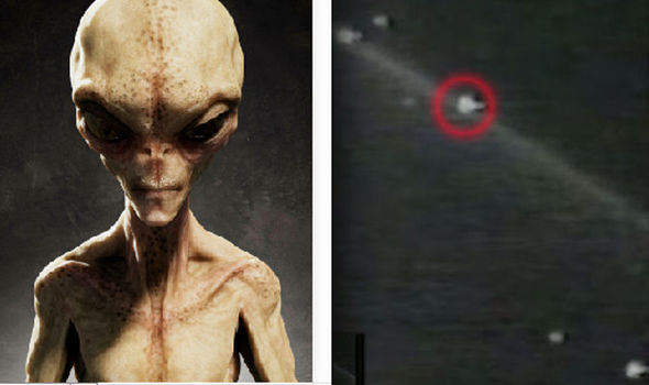 Tα UFO αυτού του διάσημου βίντεο ακόμα δεν έχουν εξηγηθεί από τη NASA (BINTEO)