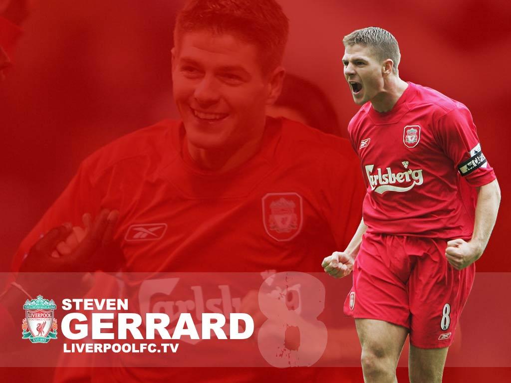 Steven Gerrard - Top Football Player - Ain Sport