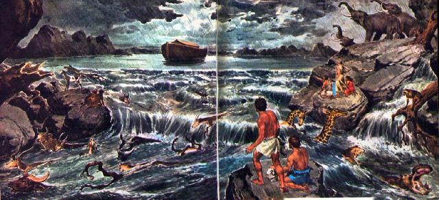 gilgamesh flood story vs biblical flood Essay the amazing stories of the great flood that are described in, the epic of gilgamesh which is translated by nk sandars and the story of the flood which is the king james version, both stories similarly.