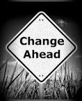 A Change Ahead?