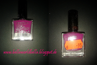 p2 color victim nail polish 543 break the rules!