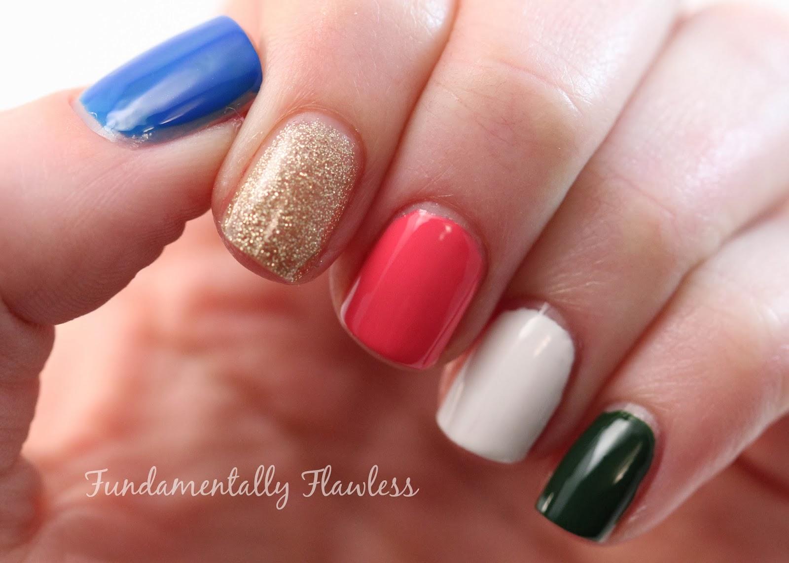 Fundamentally flawless christmas nail art nails supreme plain christmas nail art nails supreme plain nail art kit prinsesfo Gallery