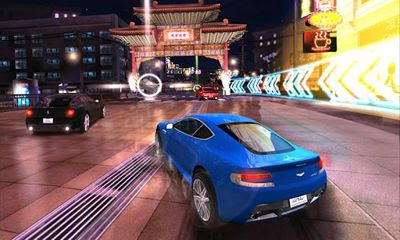 Asphalt 7: Heat v 1.0.4 Full Android APK Game Download