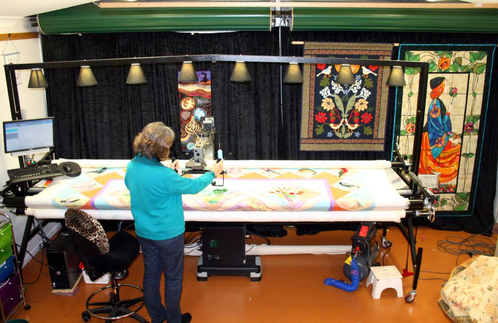 gammill quilting machine for sale
