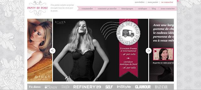 Ma Panty Box de mars: La box lingerie