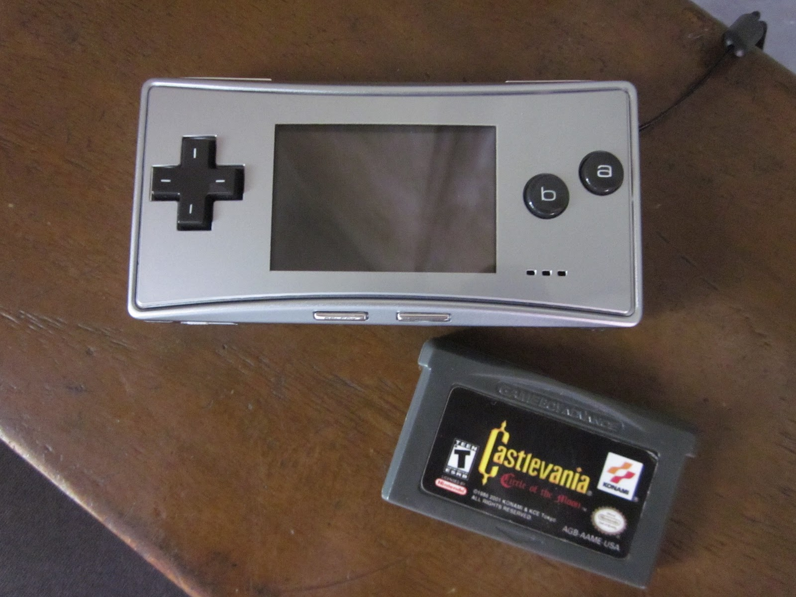 how to fix a gameboy micro