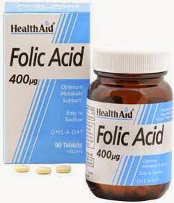 سبب إستخدام حمض الفوليك Folic Acid  للرجال