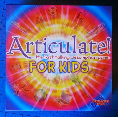 Articulate and Articulate For Kids review and giveaway