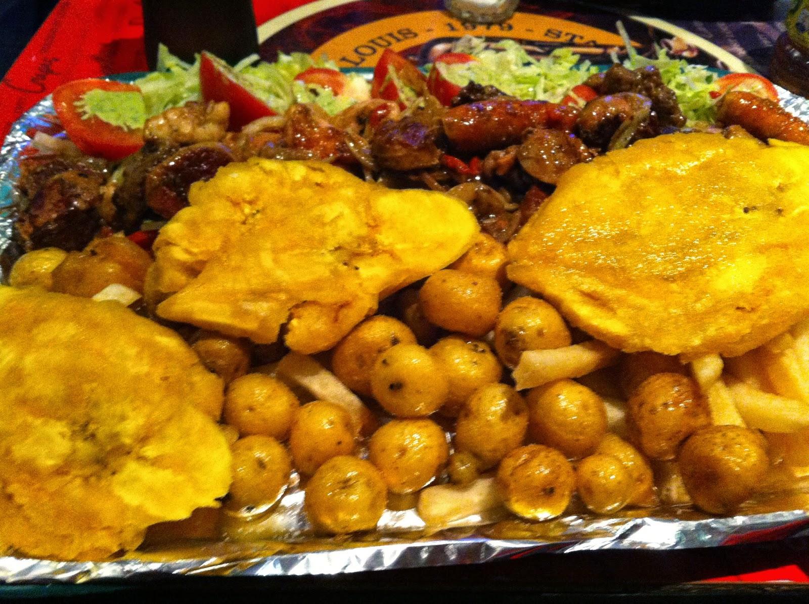Expedición Gastronómica: St Louis Café y Cocina: Chapinero
